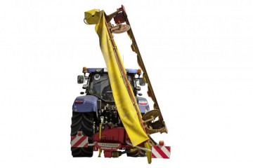 PÖTTINGER NOVACAT 352 V Rear Mounted Mower with Centre Pivot Suspension