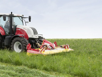 PÖTTINGER NOVACAT 351 CLASSIC Front Mounted Mower