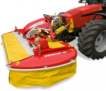 PÖTTINGER NOVACAT 261 CLASSIC Front Mounted Mower
