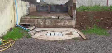 Carlow Concrete Tanks 8,000 Gallon (36.0m³) Effluent Elliptical Tank