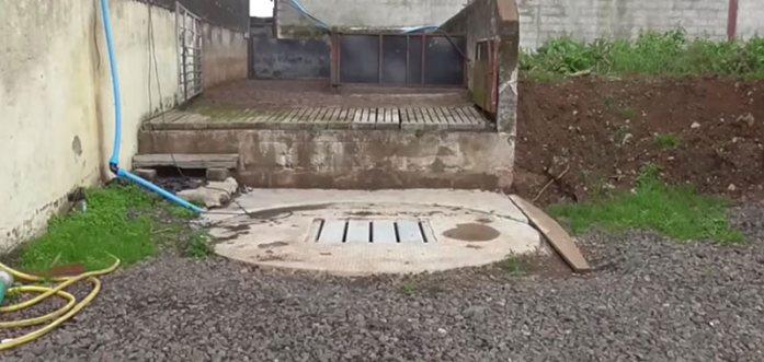 Carlow Concrete Tanks 2,500 Gallon (11.36m³) Effluent Round Tank