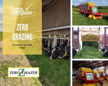 Growing interest in zero–grazing