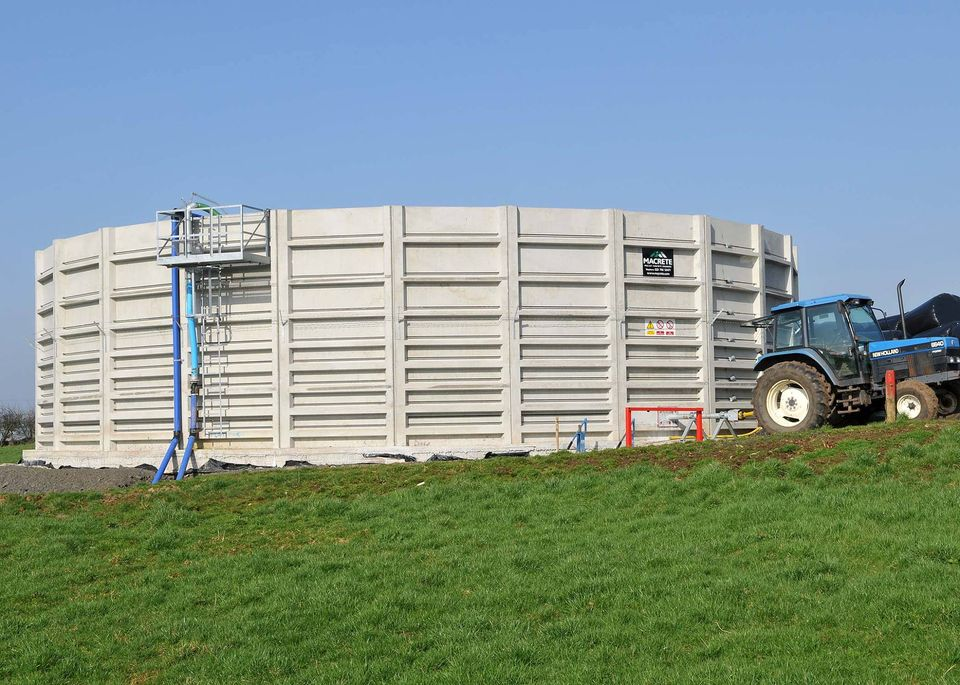 Macrete 32 Panel T6 / 5m High Acontank