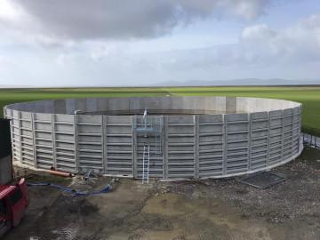 Macrete 27 Panel T6 / 5m High Acontank