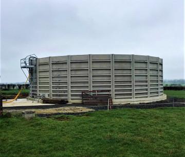 Macrete 25 Panel T6 / 5m High Acontank