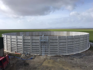 Macrete 16 Panel T6 / 5m High Acontank
