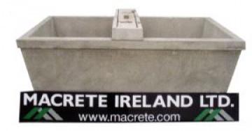 Macrete 300G Double Water Trough
