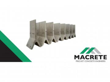 Macrete 2.4m Rocket Wall