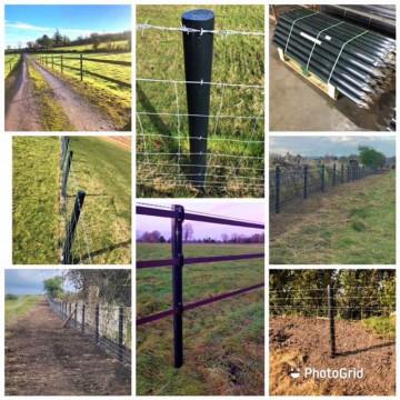 NGP 5ft Plastic Fence