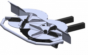 SpreadPoint SP900 Belt Spreader