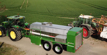 SpreadPoint WB-6000 Water Bowser