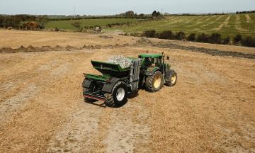 SpreadPoint TF10 Gravel Stone Cart