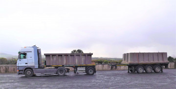 Carlow Concrete Tanks 5,000 Gallon (23.0m³) Slatted Elliptical Tank