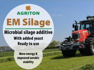 Agriton Group EM Silage