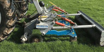 Erth Engineering 3 Leg Compact  Eco Grass Panbuster