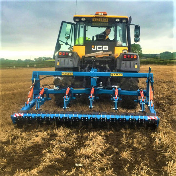 Erth Engineering 3 Leg Compact Eco Arable Panbuster