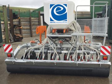 Erth Engineering 32 Row 3m Agriseeder