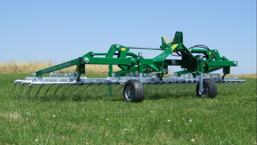 Palatine 6m GH240 Rear Grass Harrow