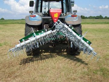 Palatine 4.5m GH180 Rear Grass Harrow