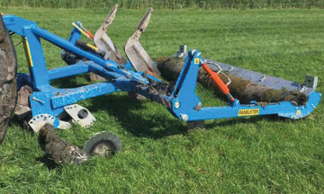 Erth Engineering 3/4 Leg Shearbolt Grass Panbuster