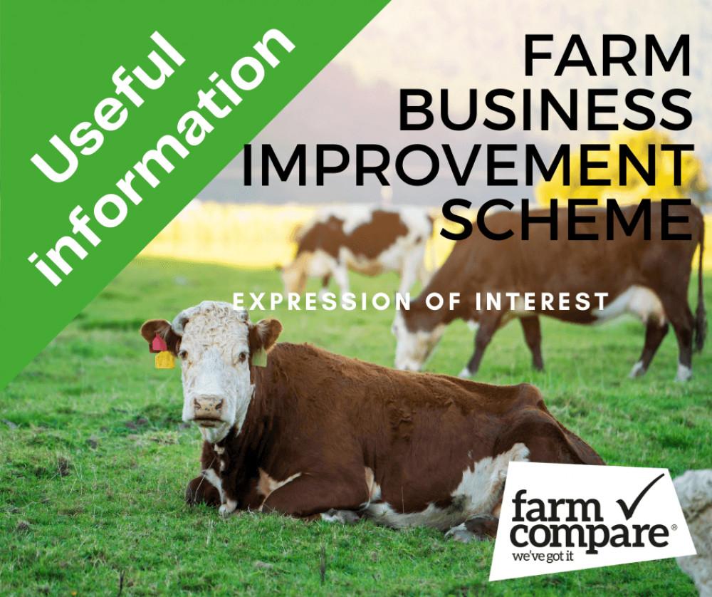 FBIS Capital Scheme - Tier 2 Tranche 2 – Expression Of Interest Stage| Farm Compare