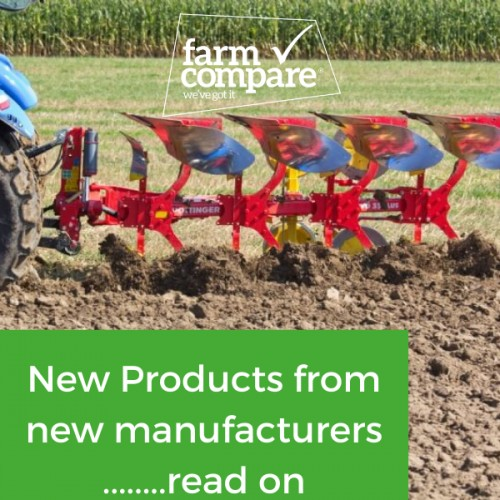 New Products From New Manufacturers