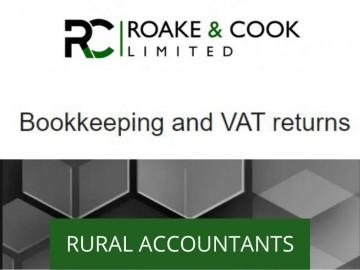 Roake & Cook Limited Bookkeeping & VAT Returns