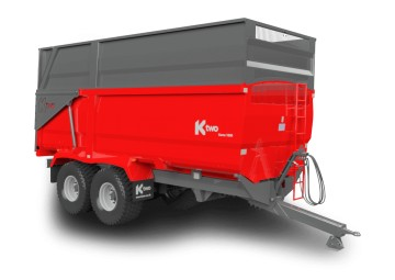 Ktwo 1400 Compact Roadeo Curve Trailer