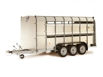 Ifor Williams TA510T 14x6 H/R TRI Livestock Trailer