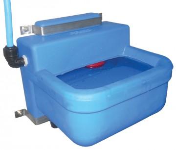SFS Plastics Blue 5 gallon Drinker