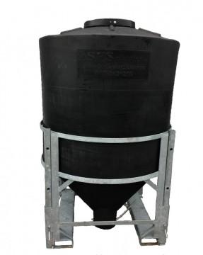 SFS Plastics 1000kg Portable Meal Bin