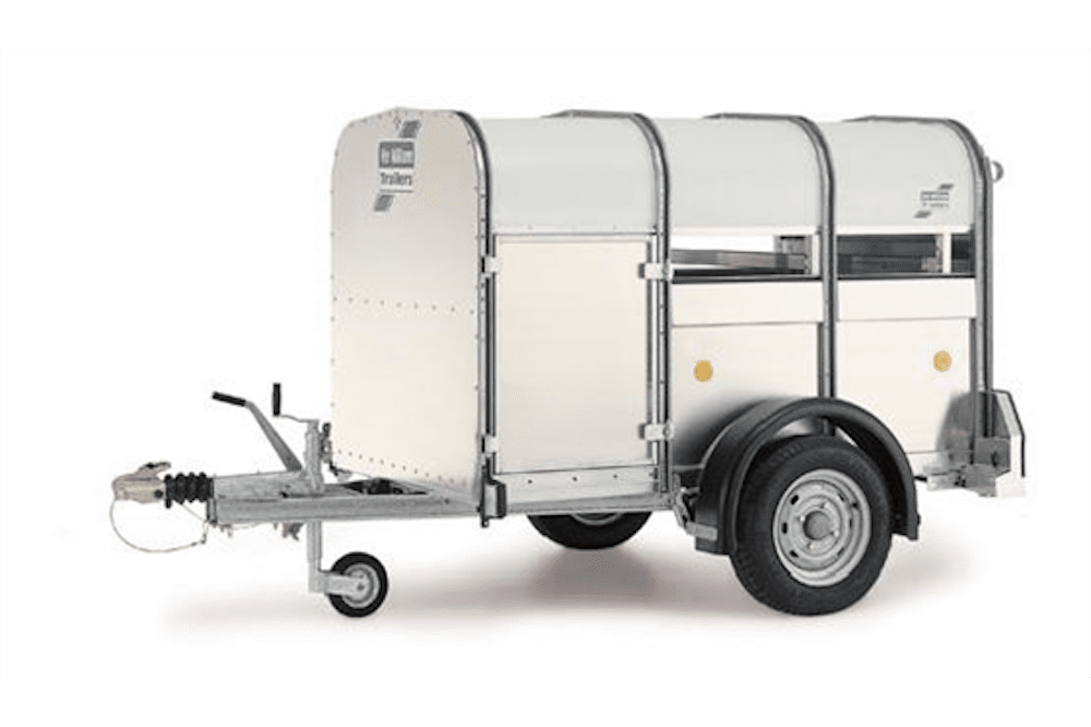 Ifor Williams P6G Livestock Trailer