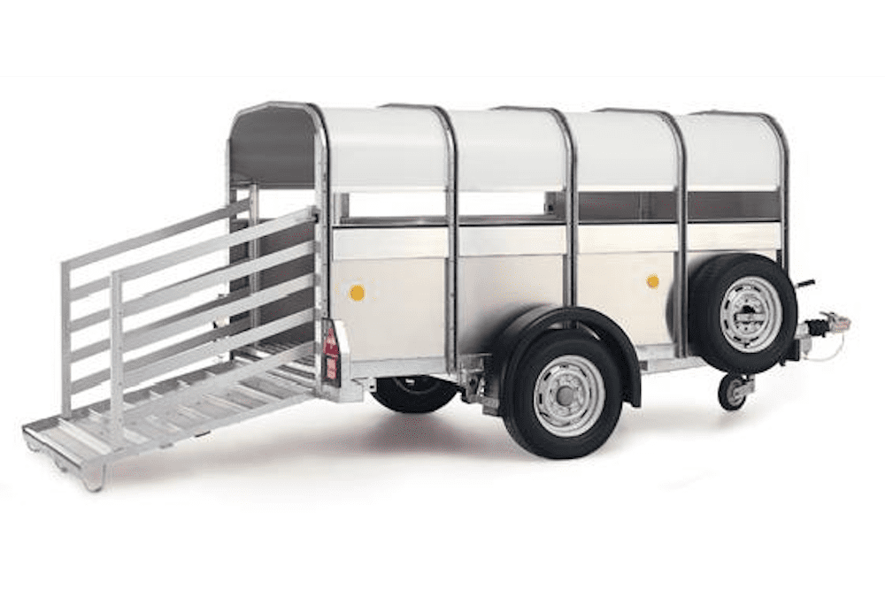 Ifor Williams P8G Livestock Trailer